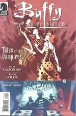 Buffy the Vampire Slayer: Tales of the Vampire #1