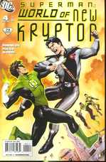 Superman World Of New Krypton #4