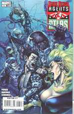 Agents Of Atlas #6