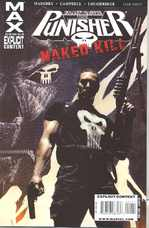 Punisher Max Naked Kill #1
