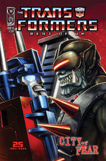 Transformers: Best Of UK City Of Fear #5